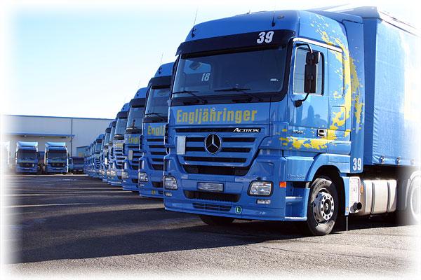 Transportation Company - Engljähringer - Trucking