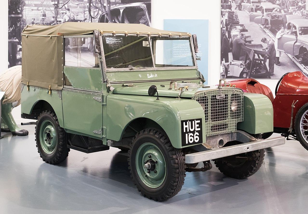 Transportation Company - Rover - Automobiles