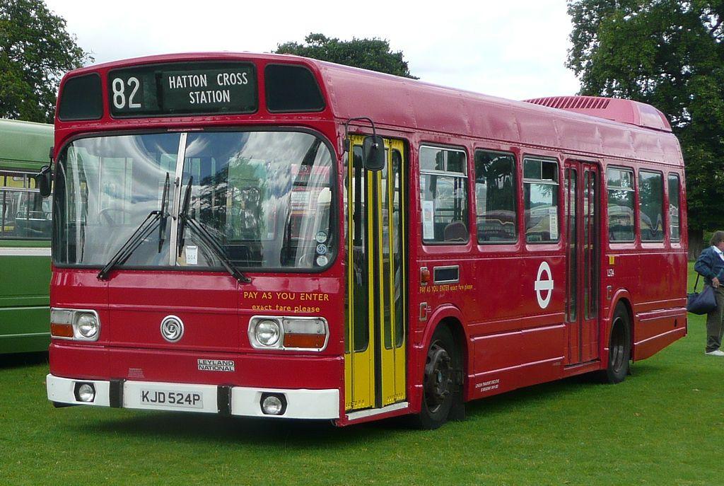 Transportation Company - British Leyland - Automobiles