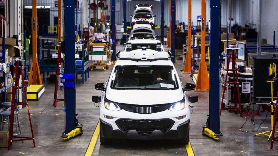 Transportation Company - General Motors - Automobiles