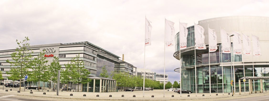 Transportation Company - Audi - Automobiles