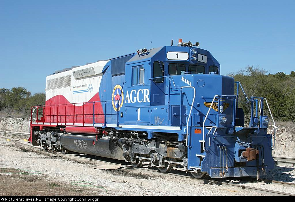 Alamo Gulf Coast - Railroad