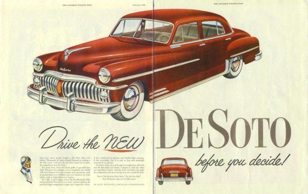 Transportation Company - DeSoto - Automobiles