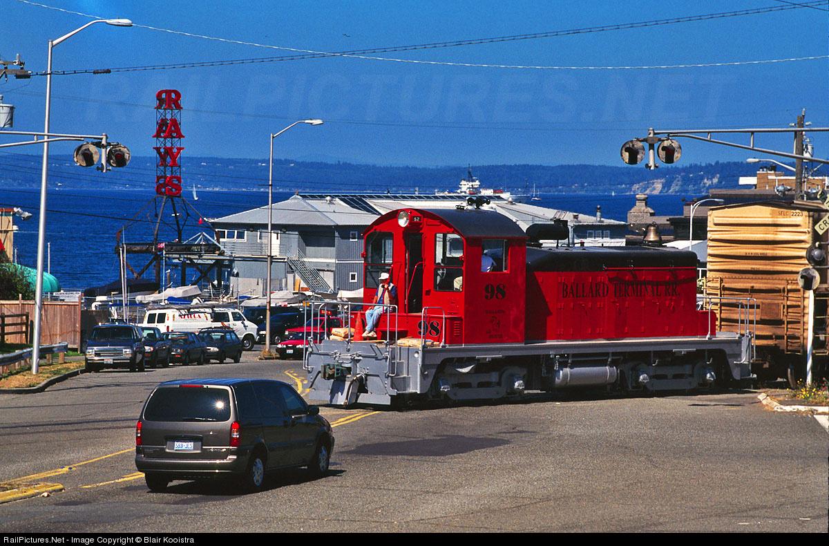 Ballard Terminal - Railroad