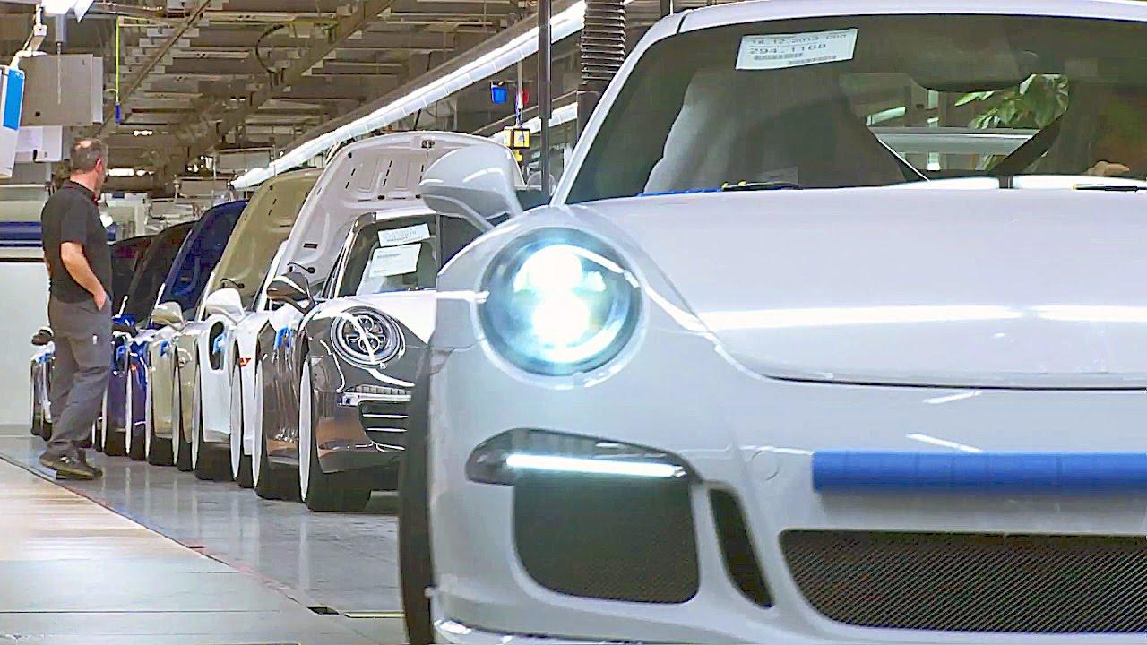 Transportation Company - Porsche - Automobiles