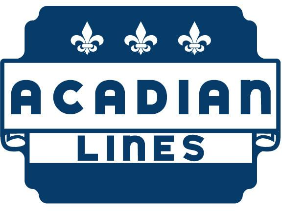 Transportation Company - Acadian Lines - Bus