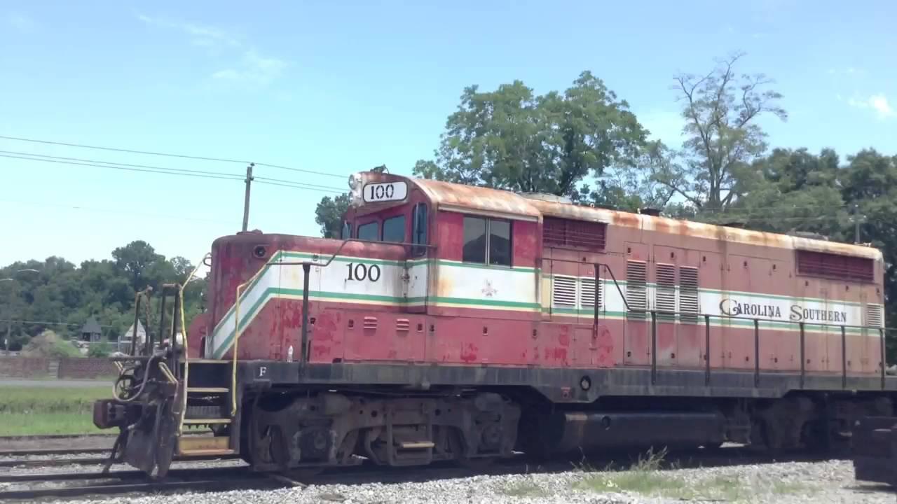 Carolina Southern (1995-2015) - Railroad