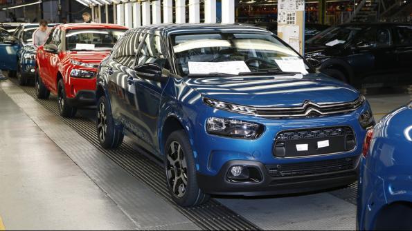 Transportation Company - Citroën - Automobiles