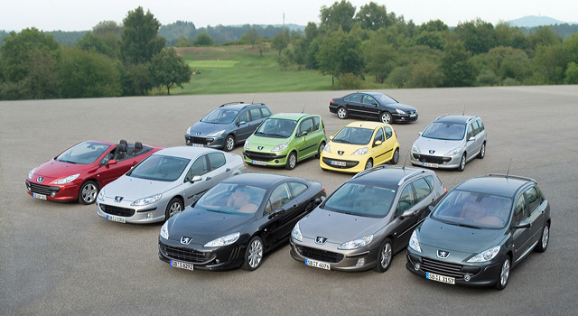 Transportation Company - Peugeot - Automobiles