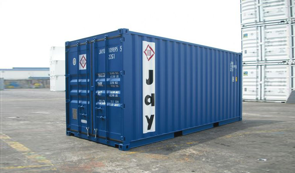 Transportation Company - Jay Container Services Co. - Shipping
