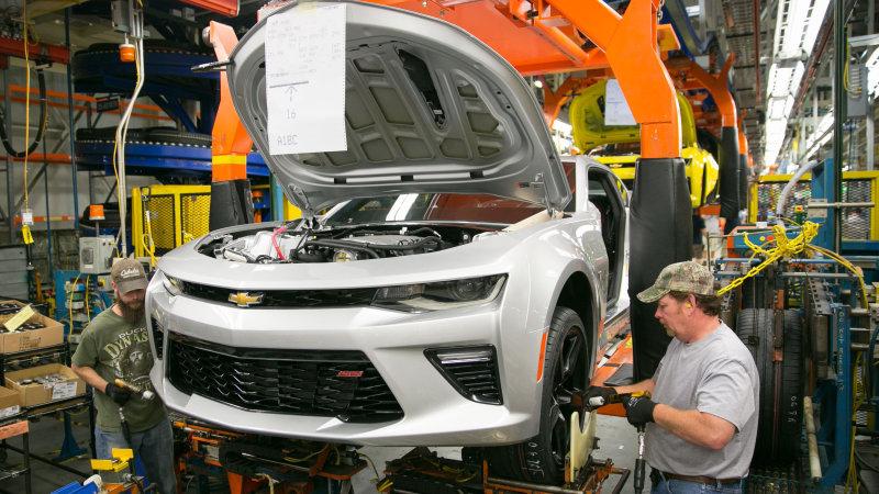 Transportation Company - Chevrolet - Automobiles