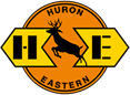 Transportation Company - Huron & Eastern - Railroad