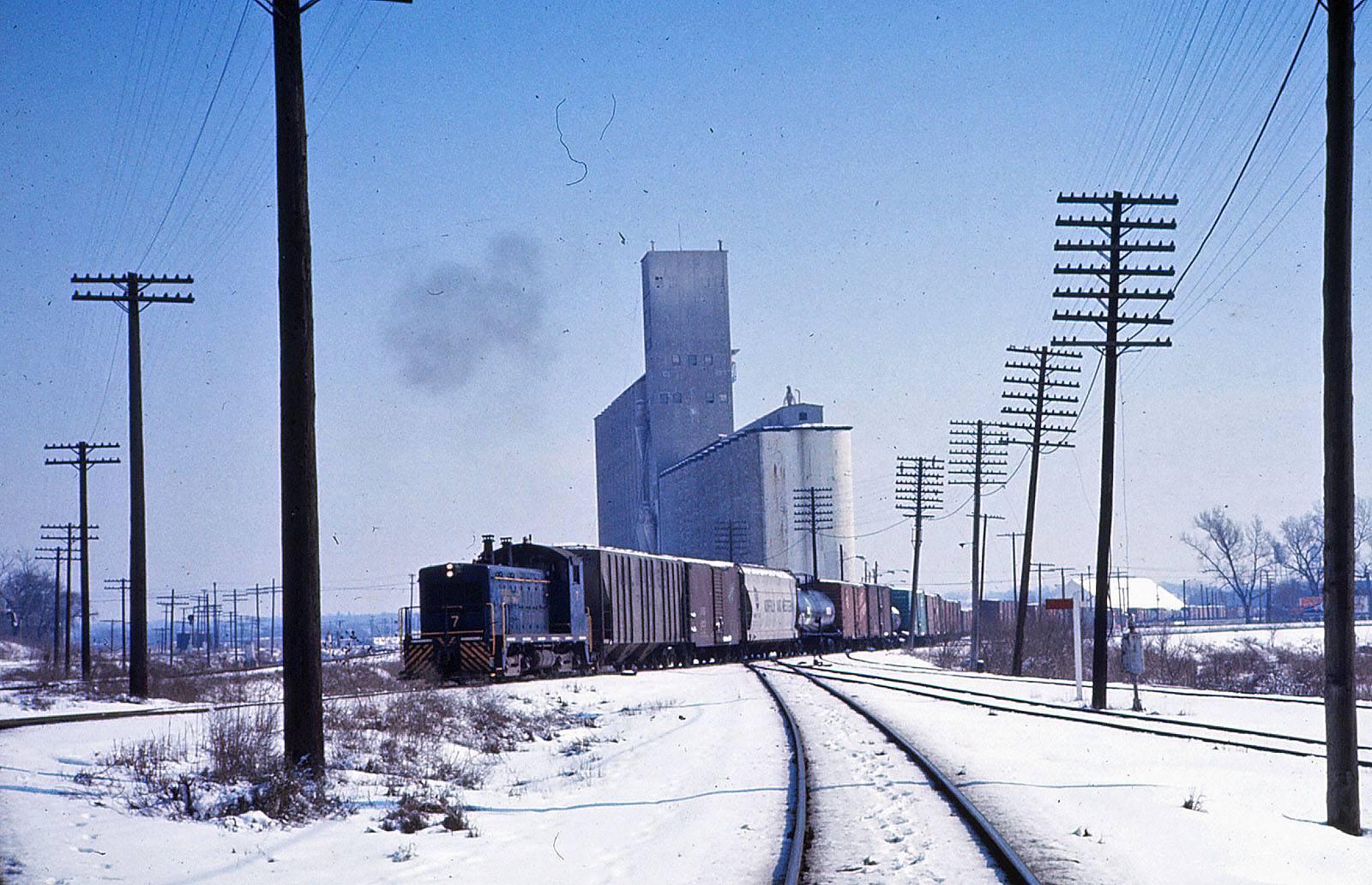 Transportation Company - Des Moines Union - Railroad