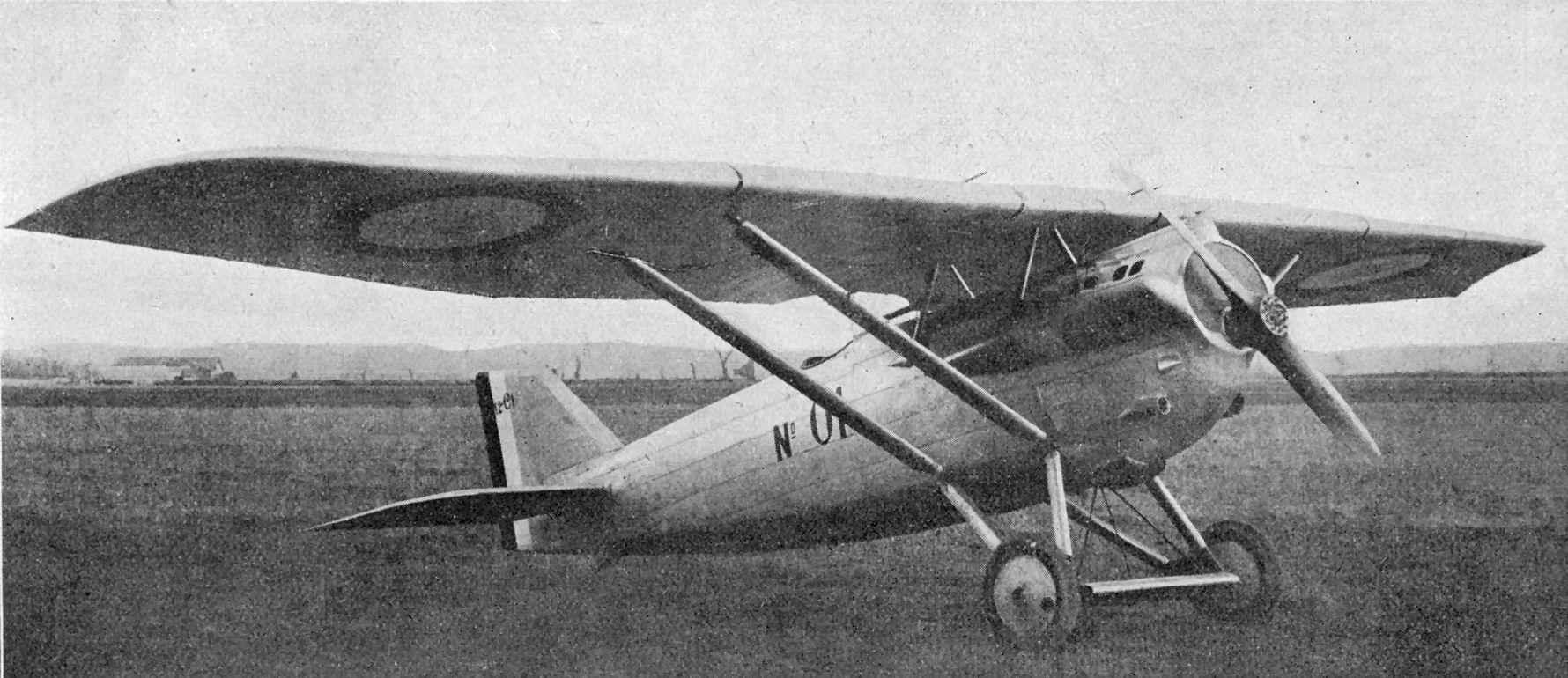 Transportation Company - Dewoitine - Aircraft Manufacturer