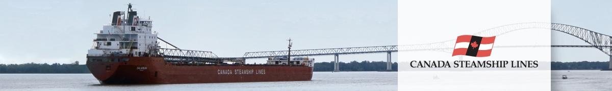 Transportation Company - Canada Steamship Line - Shipping