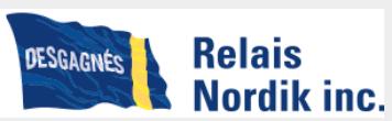 Transportation Company - Relais Nordik - Shipping