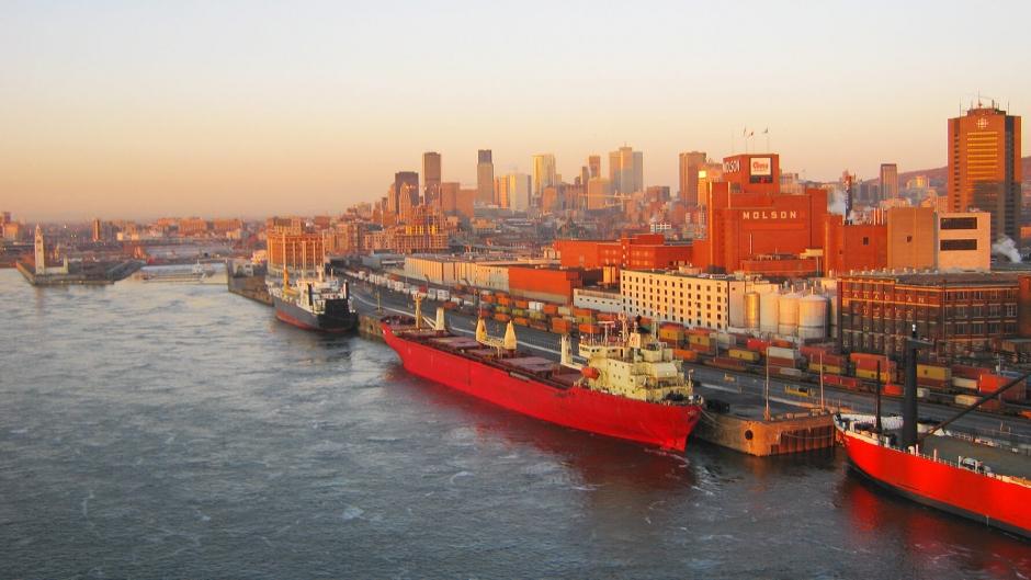Transportation Company - FedNav - Shipping