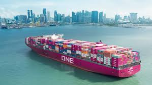 Transportation Company - ONE, Ocean Network Express - Shipping