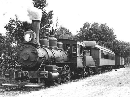 Palatine, Lake Zurich and Wauconda - Railroad