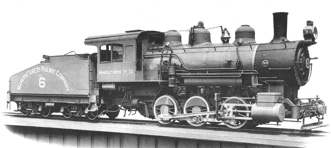 Transportation Company - Manufacturers - Railroad
