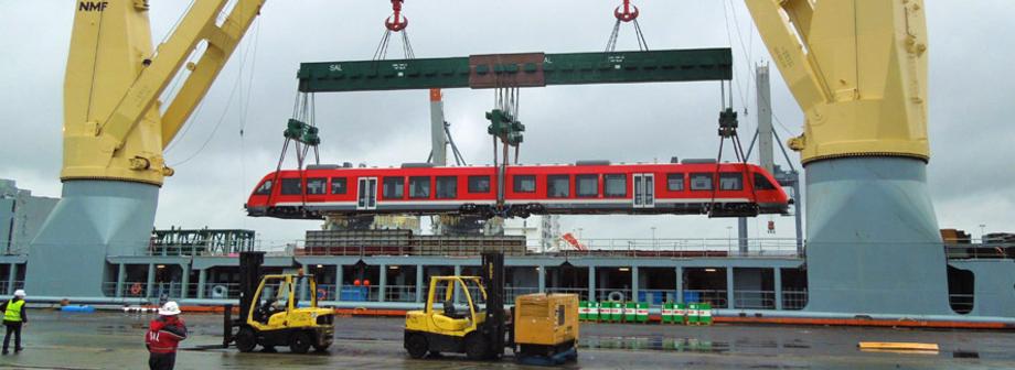 Transportation Company - SAL Heavylift - Shipping