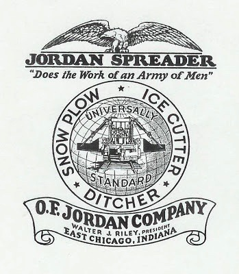 Transportation Company - O.F. Jordan Company - Railroad Equipment