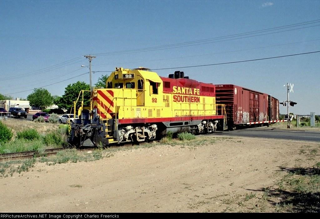 Transportation Company - Santa Fe Southern - Railroad