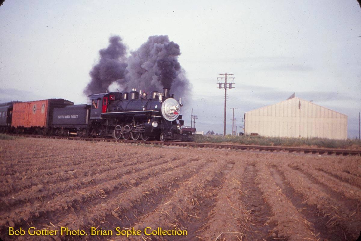 Transportation Company - Santa Maria Valley - Railroad