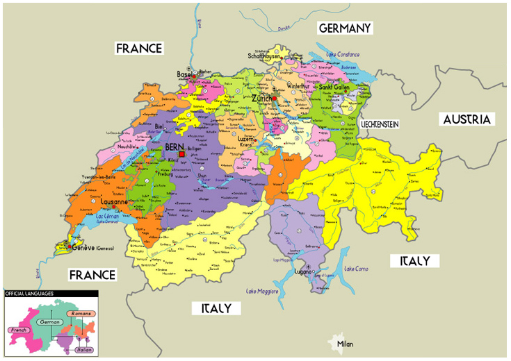 Country - Switzerland