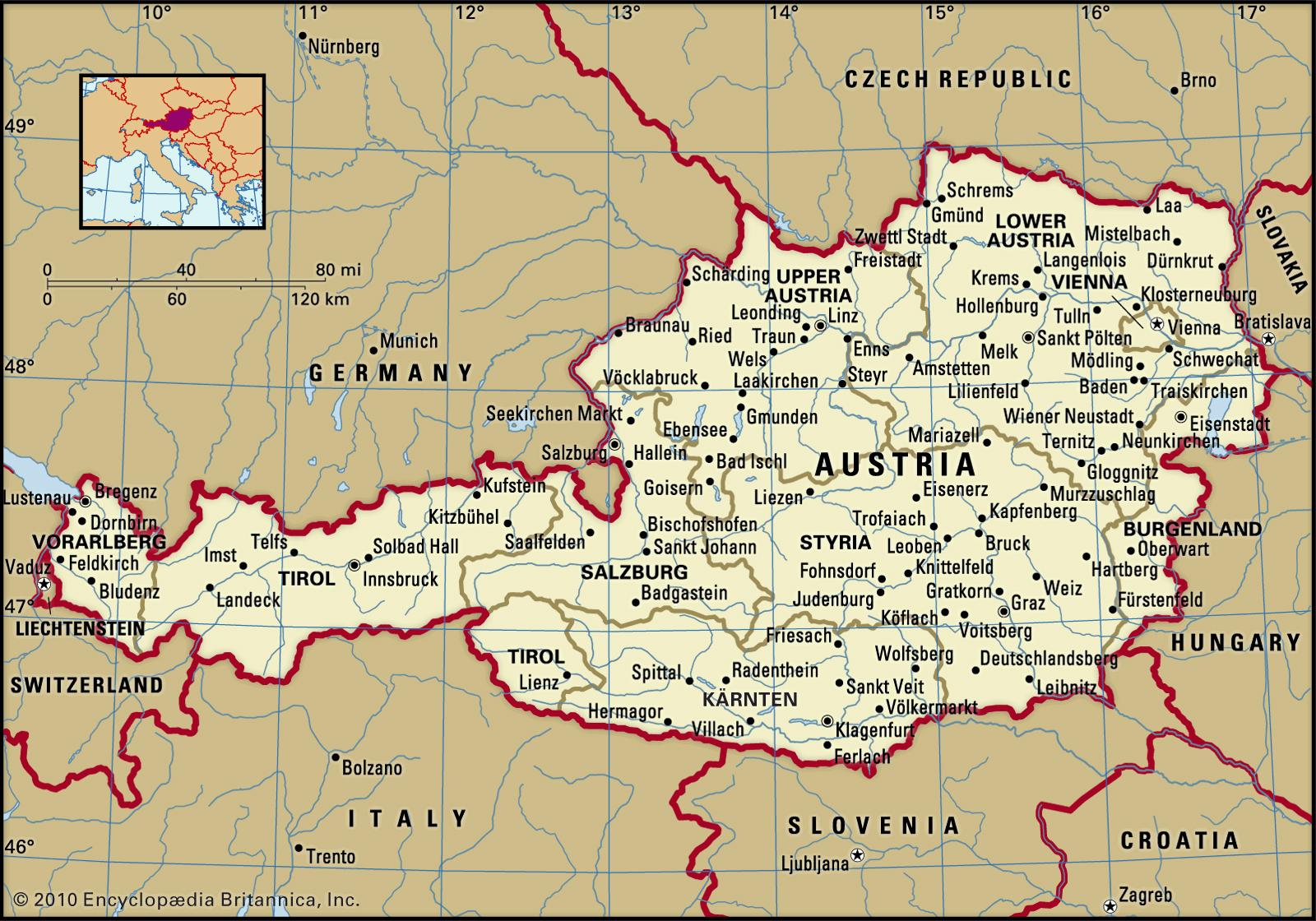 Country - Austria