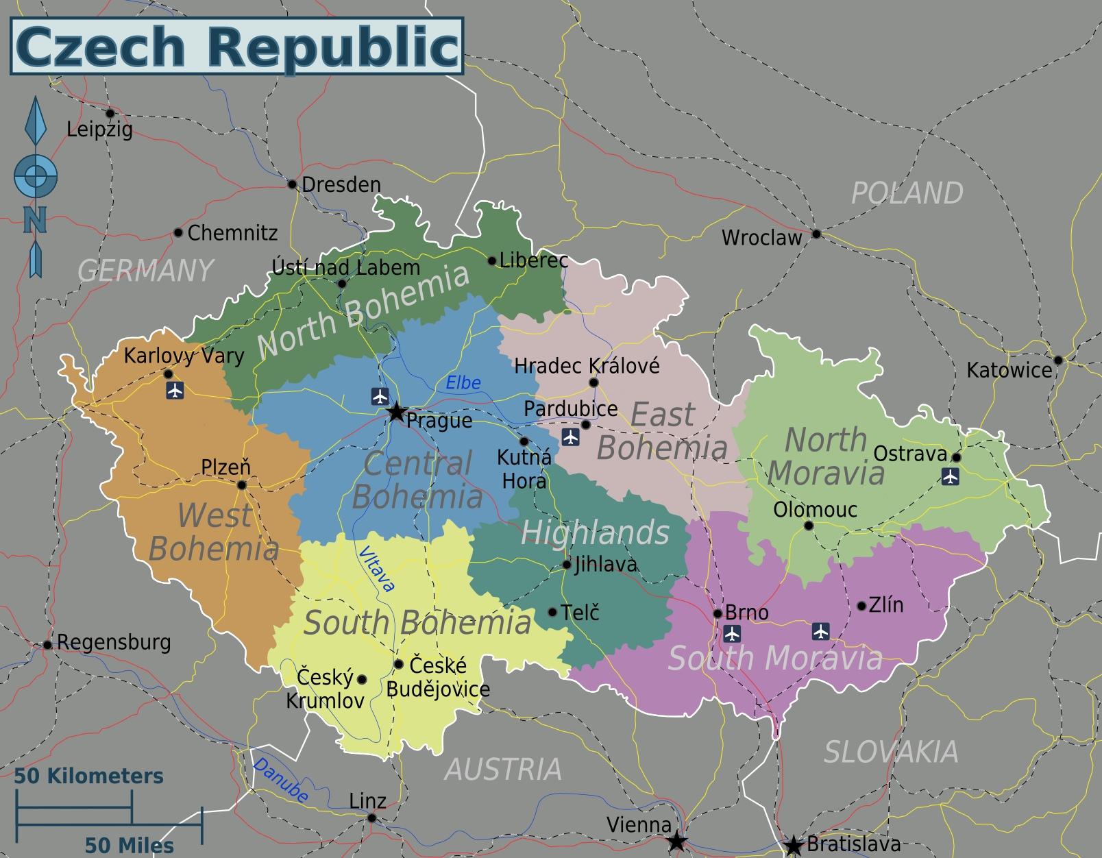 Country - Czech Republic