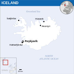 Country - Iceland