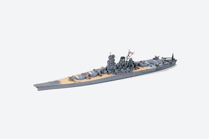 Plastic Models - Tamiya - 31544 - Battleship Yamato