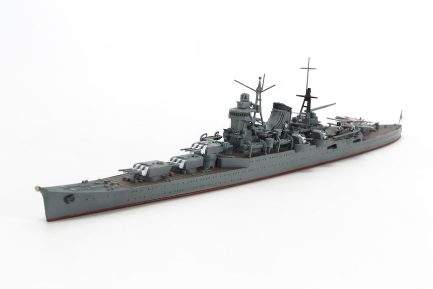 Plastic Models - Tamiya - 31359 - Light Cruiser Mogami