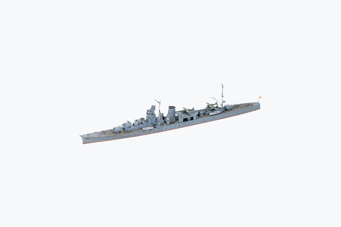 Plastic Models - Tamiya - 31314 - Light Cruiser Agano