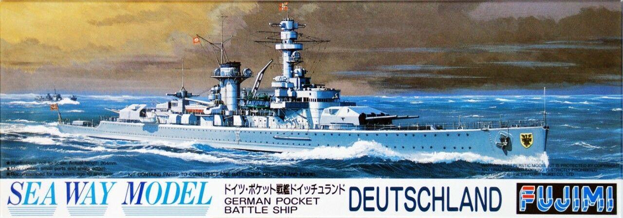 Plastic Models - Fujimi - 42129 - Pocket Battleship Deutschland