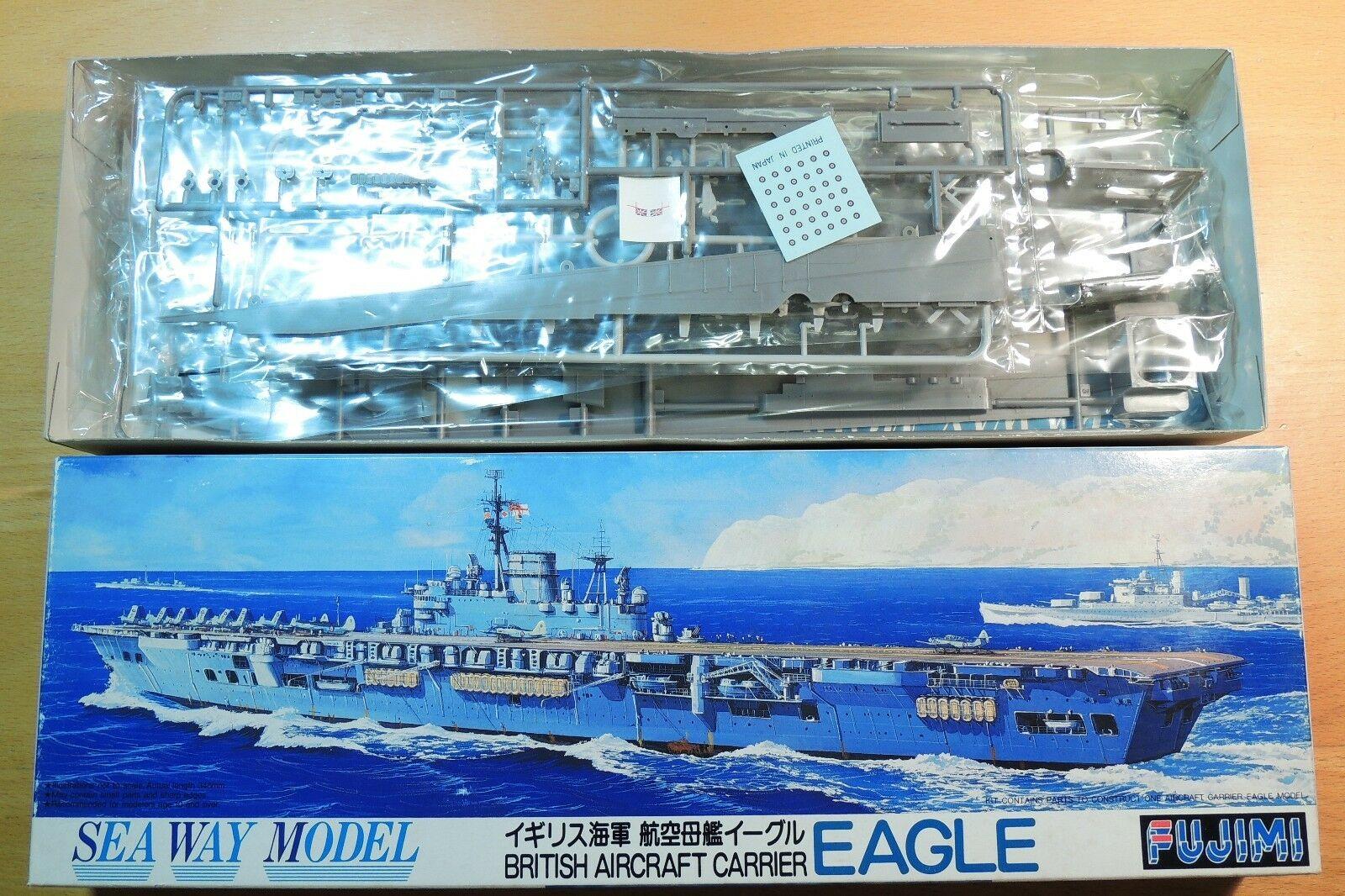 Plastic Models - Fujimi - 44124 - Aircraft Carrier Eagle