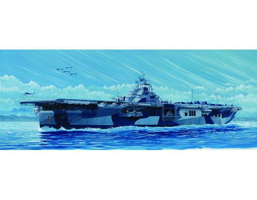 Plastic Models - Trumpeter - 05730 - USS Franklin CV-13