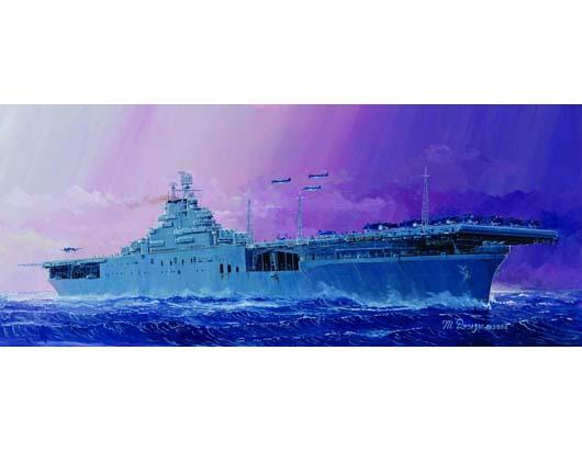 Plastic Models - Trumpeter - 05728 - USS Essex CV-9