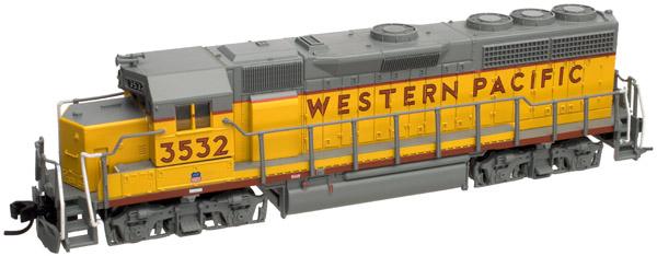 N Scale - Atlas - 48599 - Locomotive, Diesel, EMD GP40 - Florida East Coast - 405