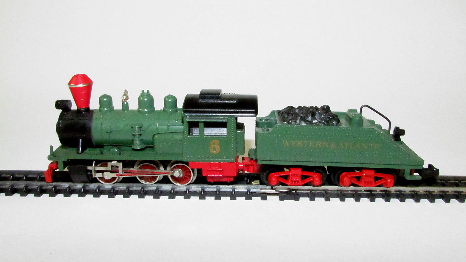 N Scale - Revell - 2342 - Locomotive, Steam, 0-6-0 USRA - Wabash - 403
