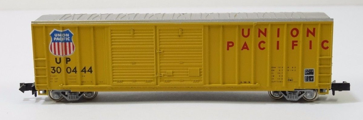 N Scale - Athearn - 11285 - Boxcar, 50 Foot, FMC, 5077 - Camino, Placerville and Lake Tahoe - 7700