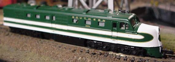 N Scale - Con-Cor - 0001-002457 - Locomotive, Diesel, Alco DL-109 - Rock Island
