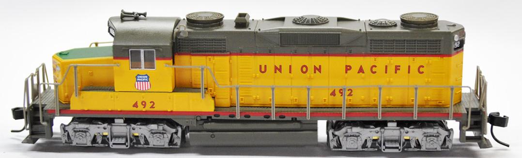 N Scale - Life-Like - 7769 - Locomotive, Diesel, EMD GP20 - Santa Fe - 3154