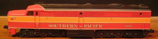 N Scale - Life-Like - 7056 - Locomotive, Diesel, Alco PA/PB - New Haven - 0773
