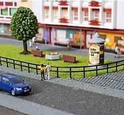 N Scale - Vollmer - 47425 - Railing - Scenery