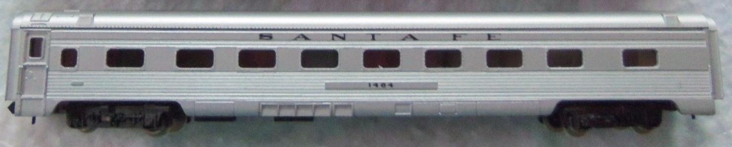 N Scale - Atlas - 2634 - Passenger Car, Lightweight, Pullman Observation Sleeper - Union Pacific - 9052