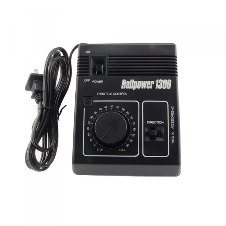 N Scale - MRC - 1370 - Power Pack - Power Supplies