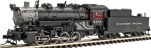N Scale - Life-Like - 929-70006 - Locomotive, Steam, 0-8-0 USRA - Nickel Plate Road - 207
