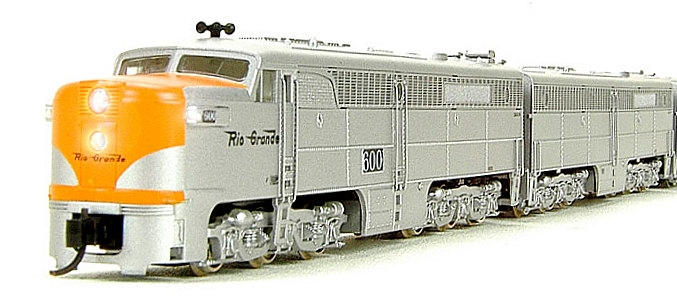 N Scale - Broadway Limited - 3446 - Locomotive, Electric, GG1 - Pennsylvania - 4807